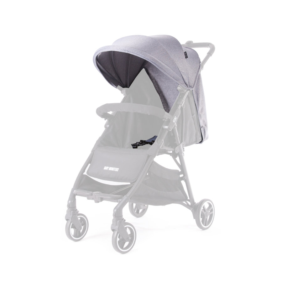 Baby Monsters Compact Color Pack pro Kuki Single Heather Grey