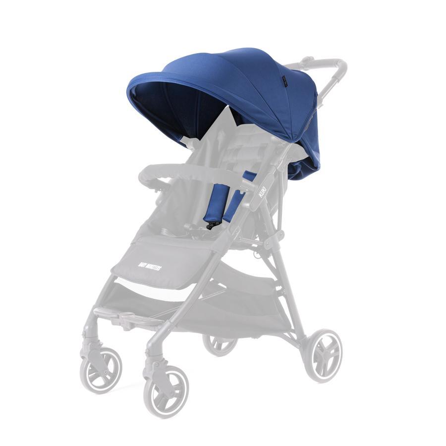 BABY MONSTERS Zestaw kolorystyczny do wózka Kuki Single, Midnight