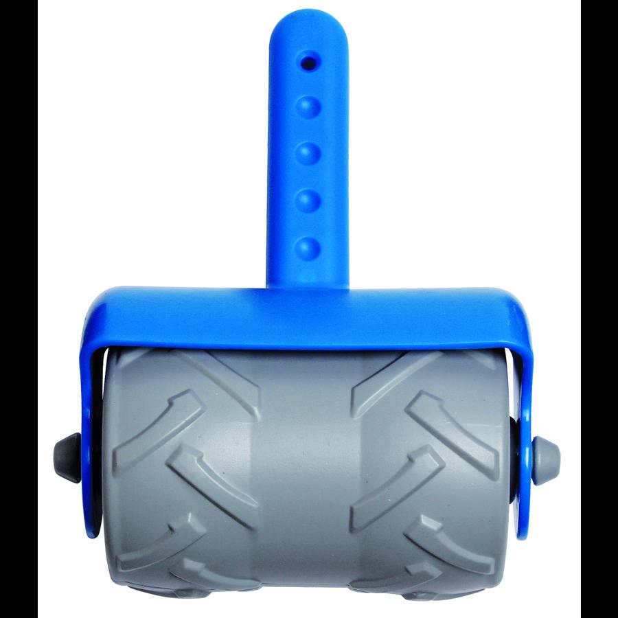Hape Rouleau compresseur enfant bleu 66052