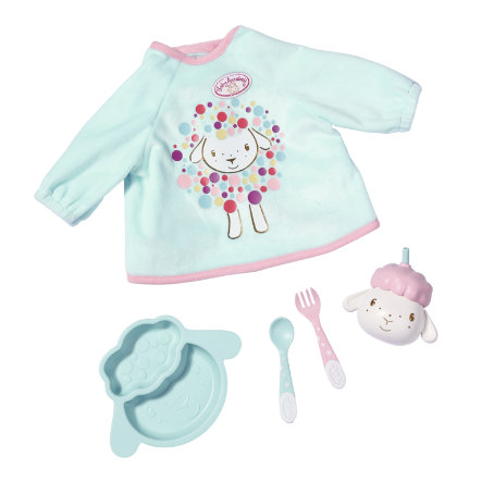 Zapf Creation Baby Annabell® Set Lunch Time Set