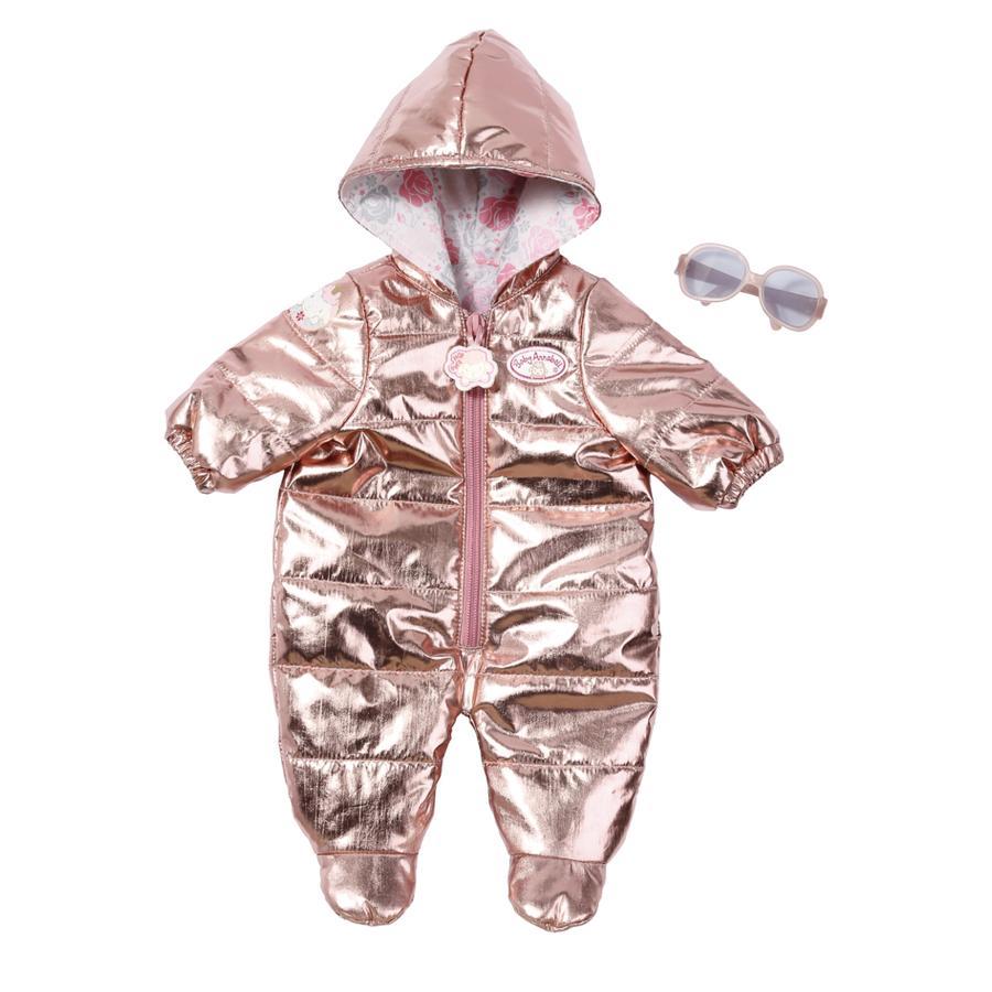 Zapf Creation Baby Annabell® Deluxe Set Schneeanzug, 43 cm