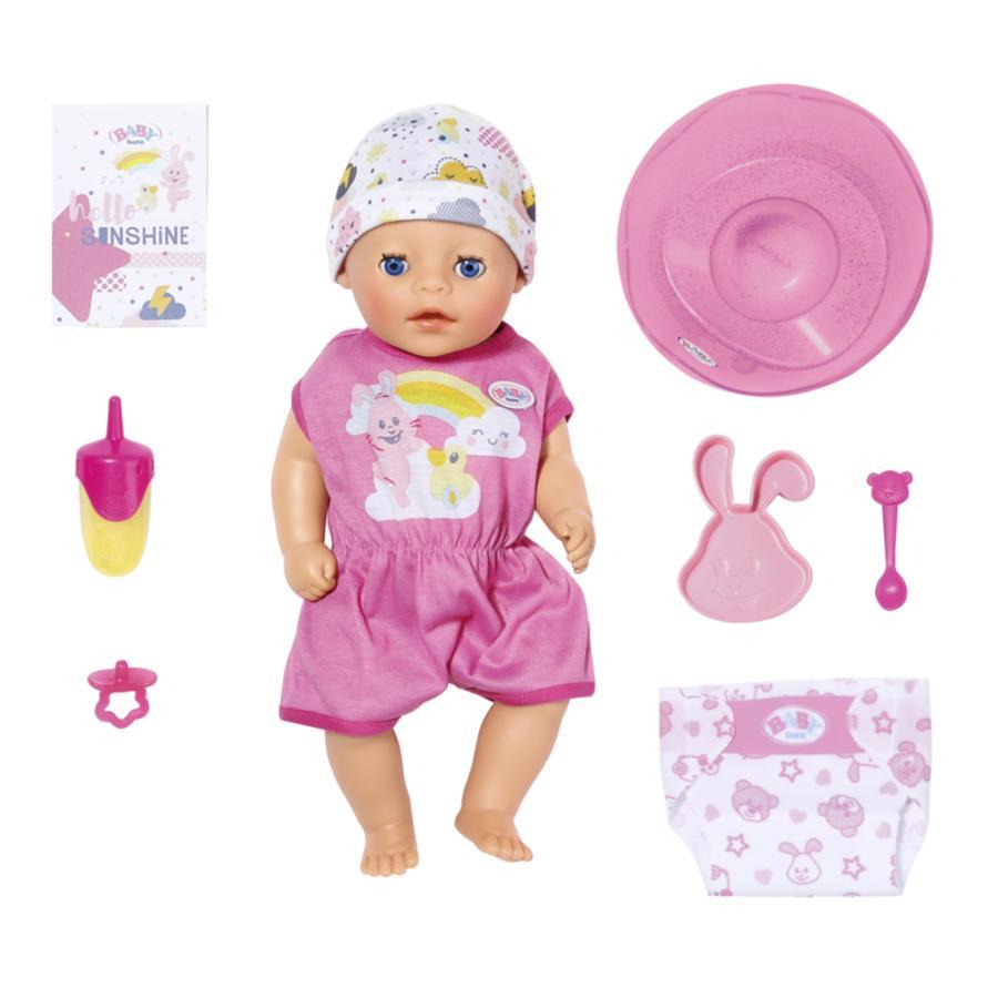 Zapf Creation BABY born® Soft Touch Muñeca recién nacida 36 cm