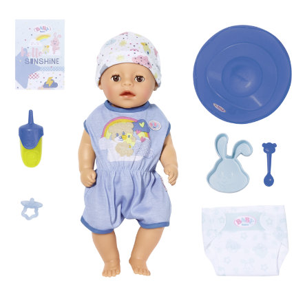 Zapf Creation  BABY born® Soft Touch Little Boy 36 cm