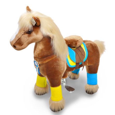 PonyCycle® Paard Brown middelgroot