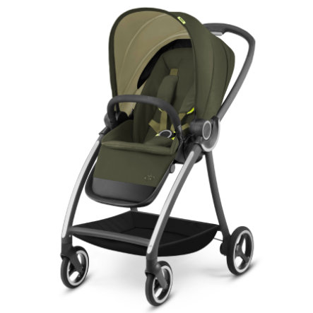 gb PLATINUM Kinderwagen Maris Lizard Khaki