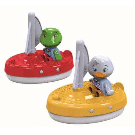 AquaPlay 2 plachetnice a 2 figurky