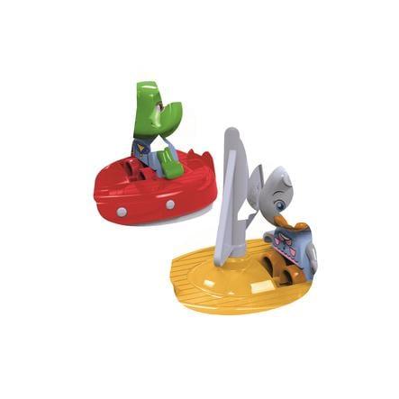 AquaPlay 2 Segelboote und 2 Spielfiguren