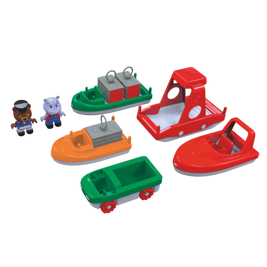 AquaPlay Boot-Set