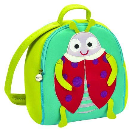 Bino Backpack ladybird, pieni
