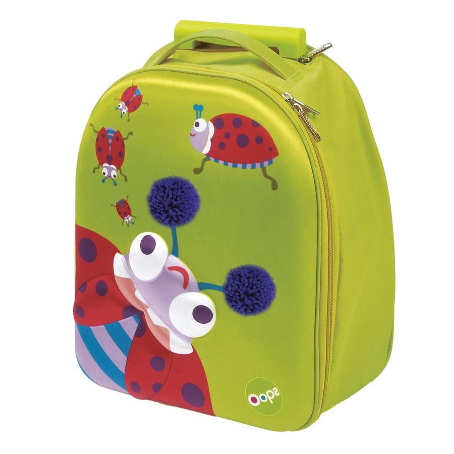 Bino Valise trolley enfant coccinelle Easy-Trolley