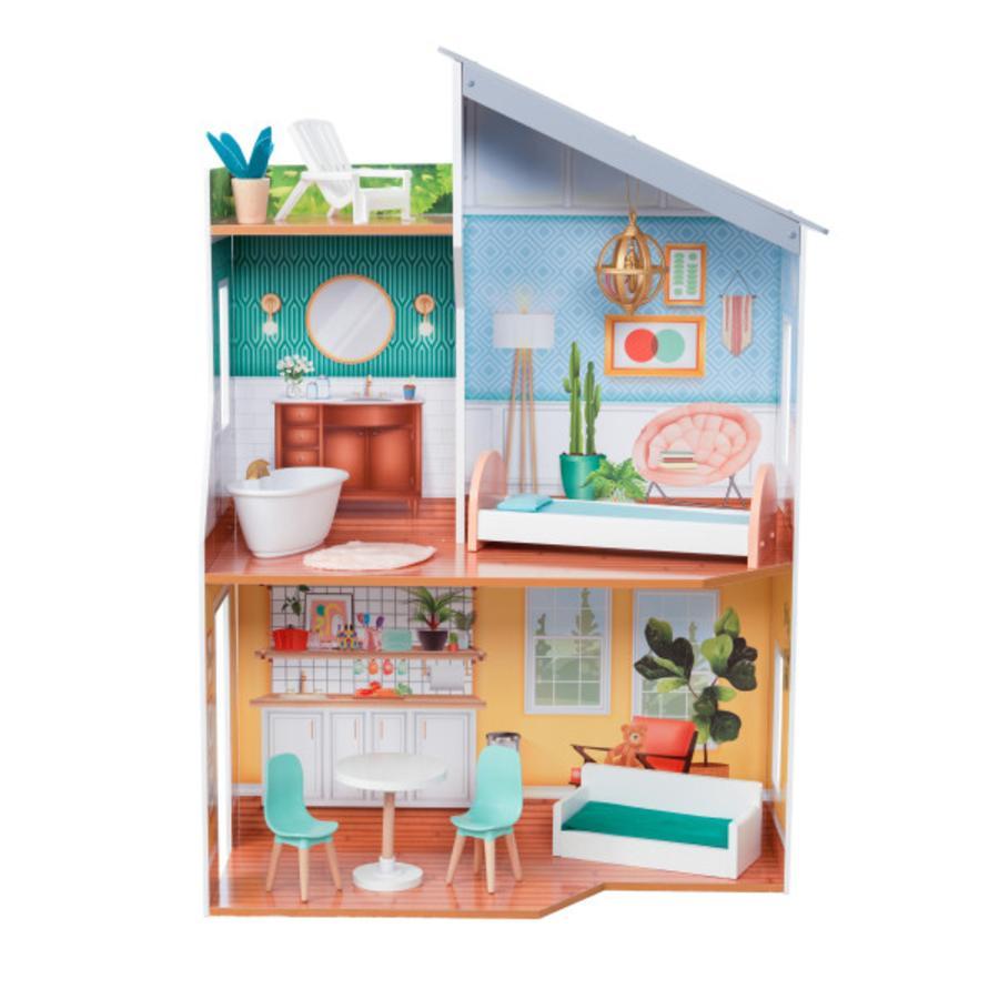 KidKraft Maison de poupée Emily bois 65988