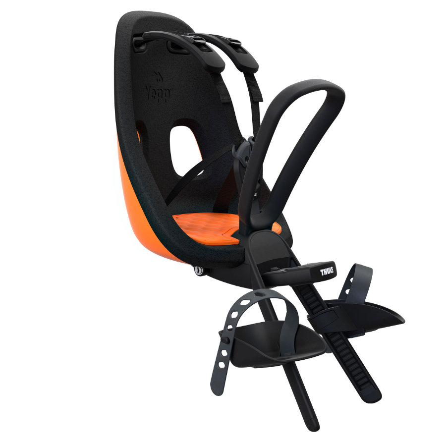 Thule Fietsstoel Yepp Nexxt Mini Vibrant Orange