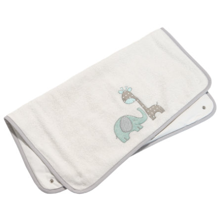 Be 's replacement frotte Collection towelling pad Max & Mila 85 x mint 70 cm