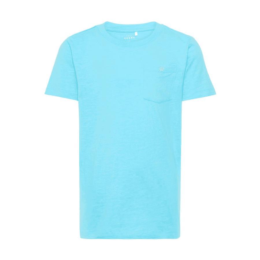 name it Boys T-Shirt Bouton Vebbe Bachelor