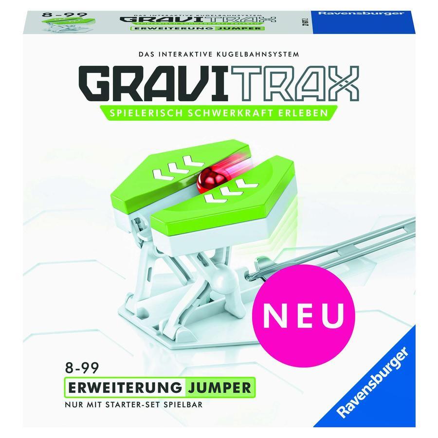 Ravensburger Extension tremplin pour circuit à billes GraviTrax