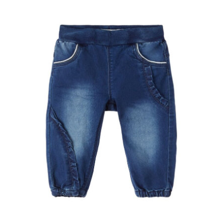 name it Girls Jeans Rie medium jean bleu