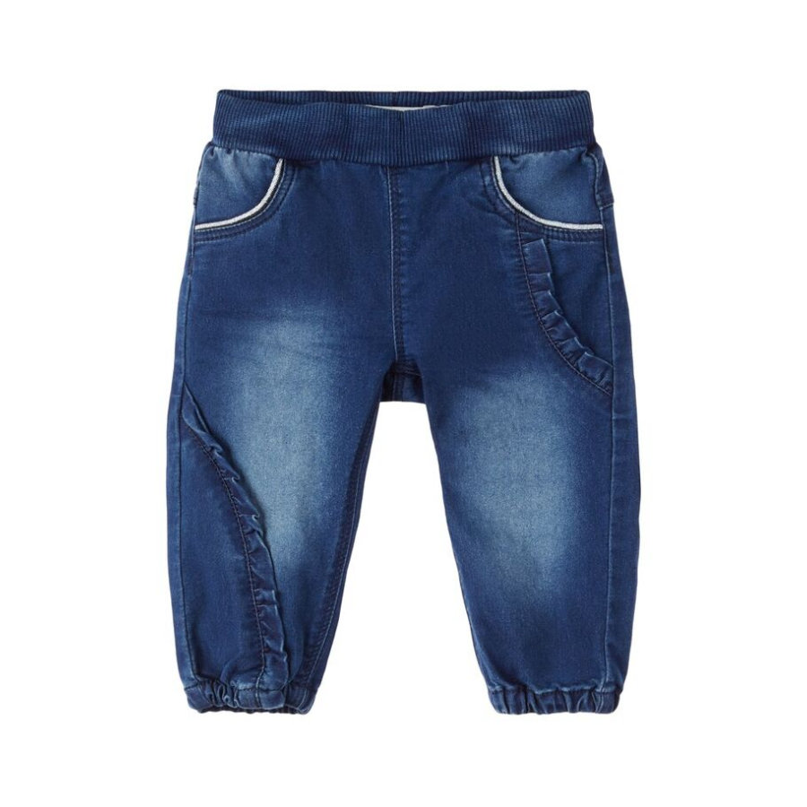name it Girls Spijkerbroek Rie medium blue denim