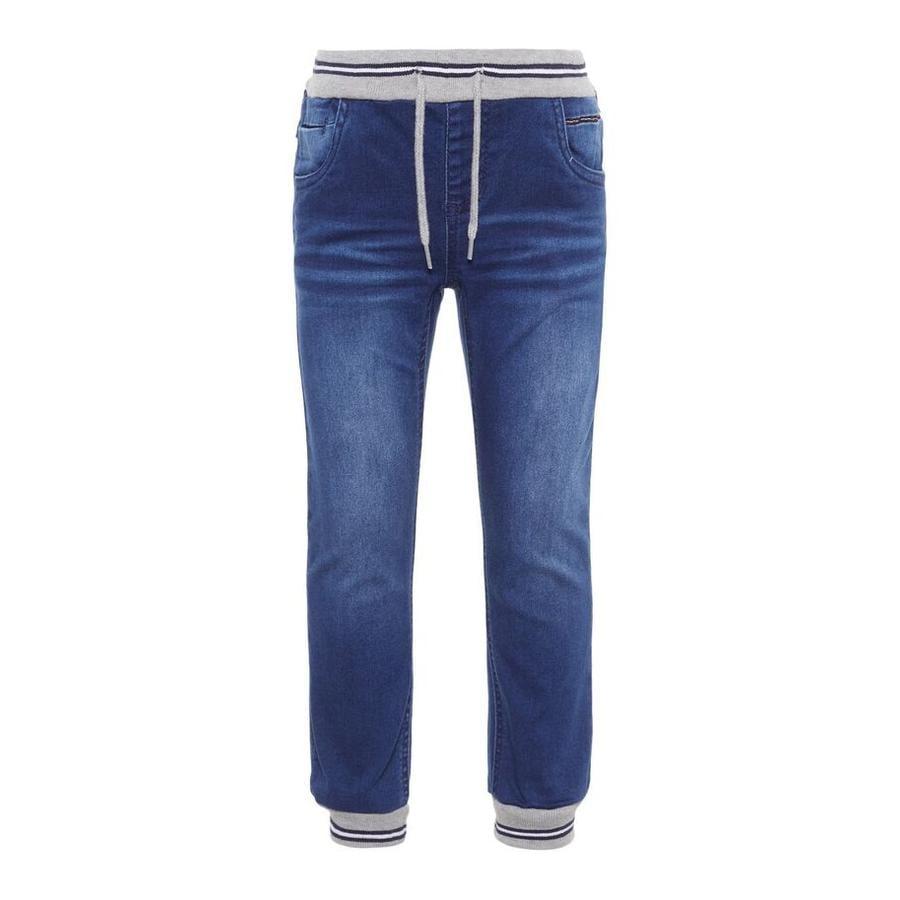 name it Garçons Bob jean medium bleu