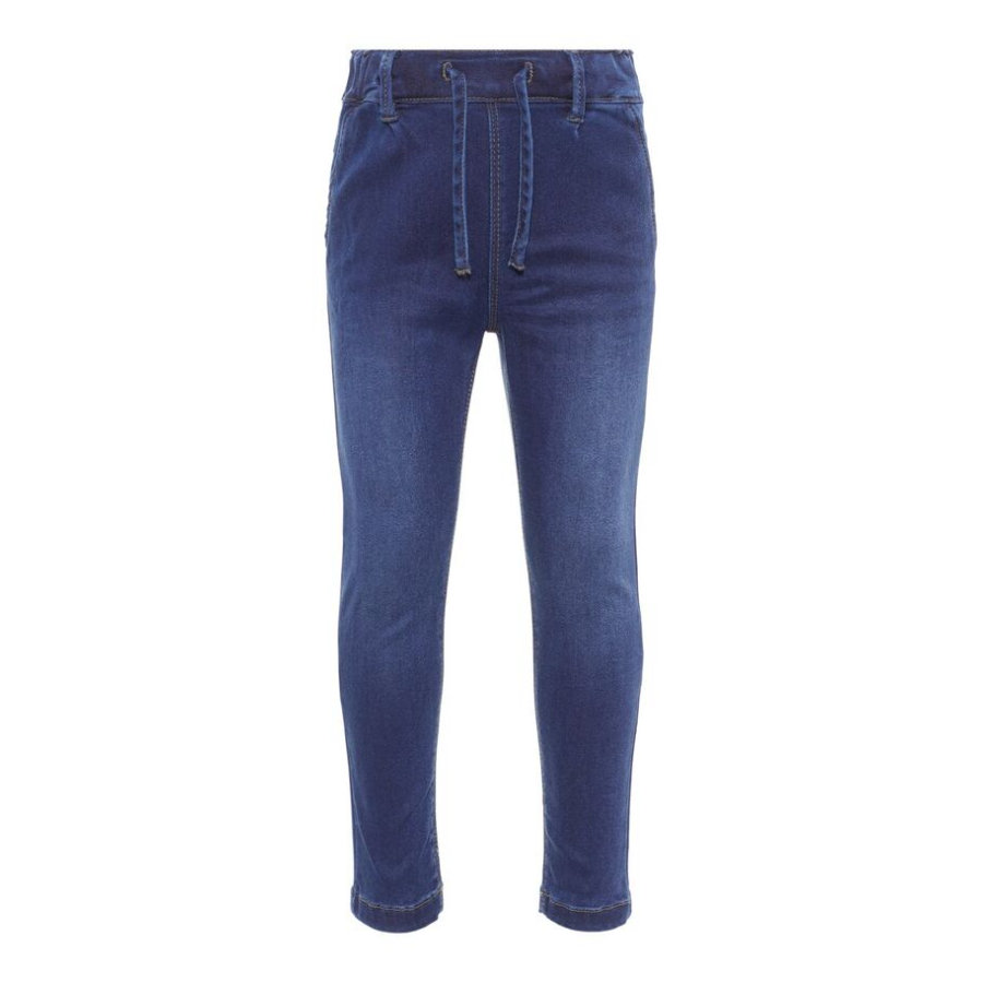 name it Girls Jeans NMFROSE dark blue denim