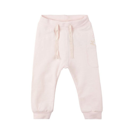 name it Girls Spodnie dresowe Karla barely różowe