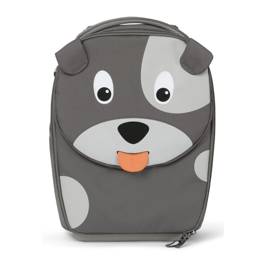 Affenzahn Dětský kufr Hugo pes