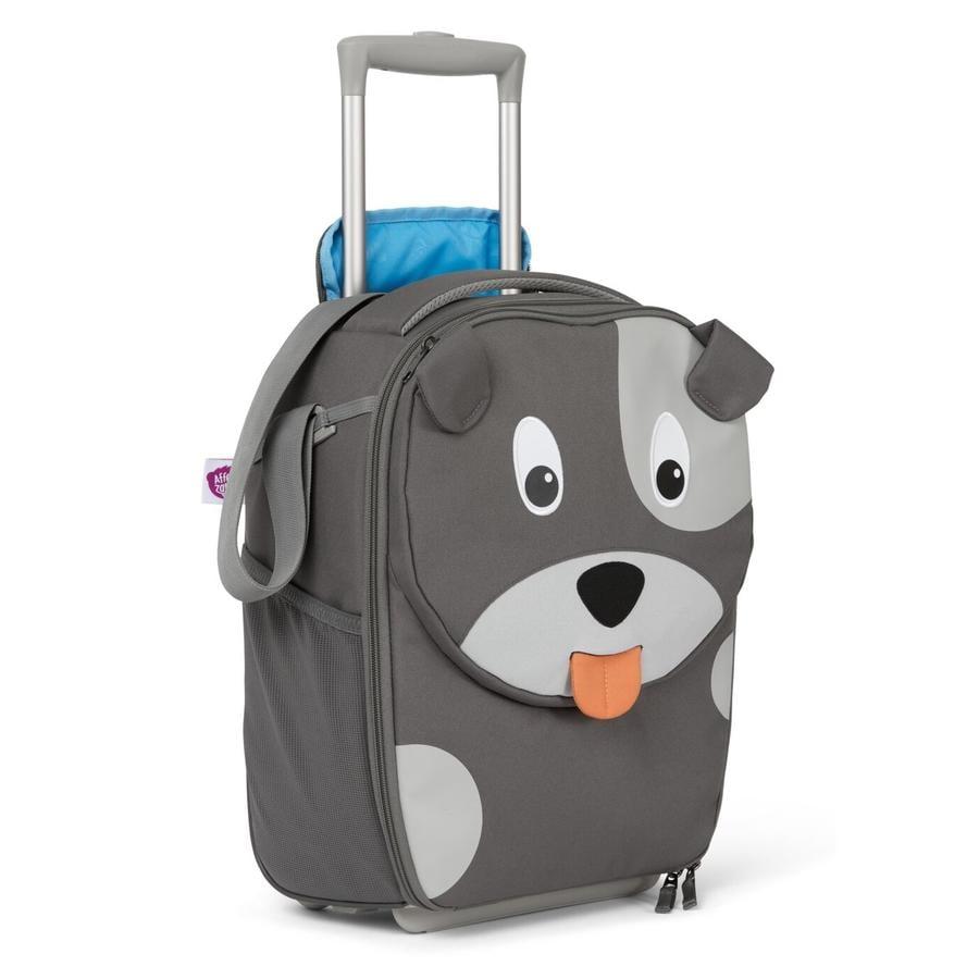 Affenzahn Kinderkoffer Hugo Hund