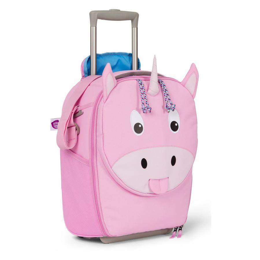 Dětský kufr Affenzahn Erna Unicorn