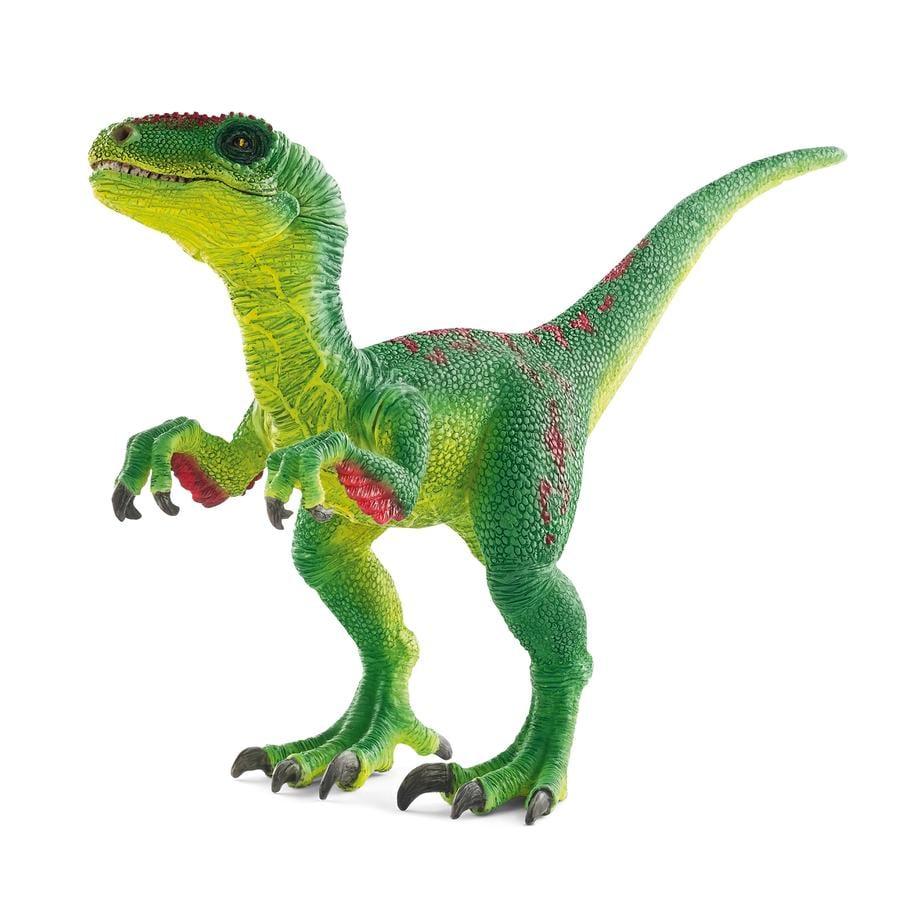 SCHLEICH Velociraptor, green 14530