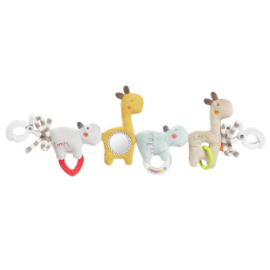fehn® Loopy & Lotta Kinderwagenkette