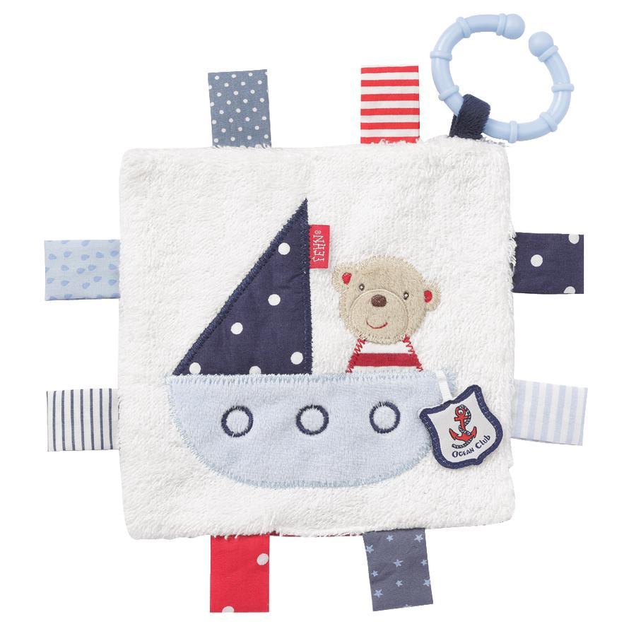 fehn Ocean Club knitreklut teddy med ring