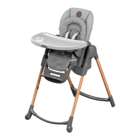 MAXI-COSI Chaise haute enfant évolutive Minla Essential Grey