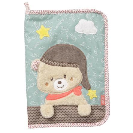 Babysun Protège carnet de santé ourson Bruno