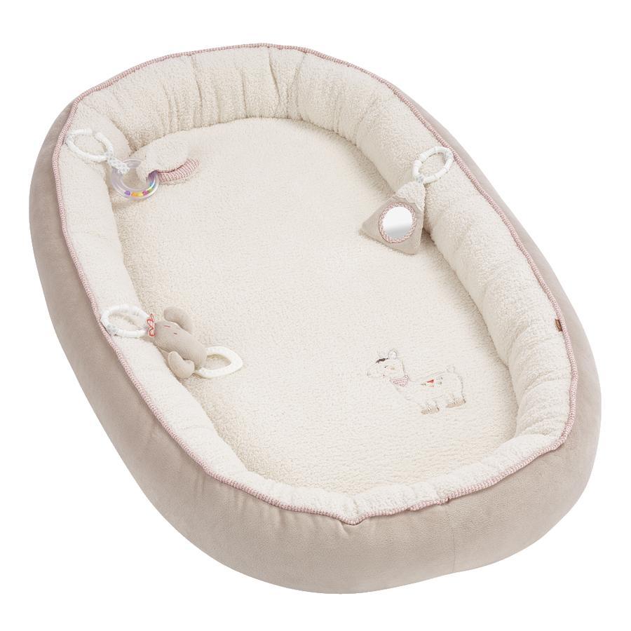 Babysun Nid pour bébé Pérou lama/ourson
