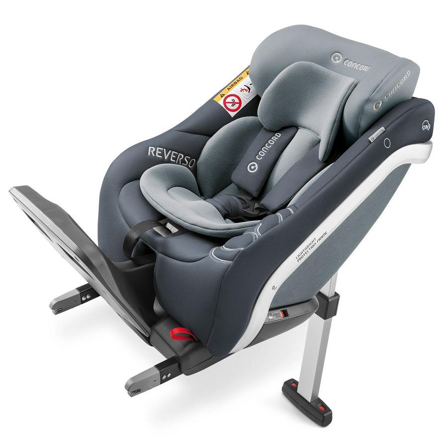 CONCORD Fotelik samochodowy Reverso Plus Steel Grey