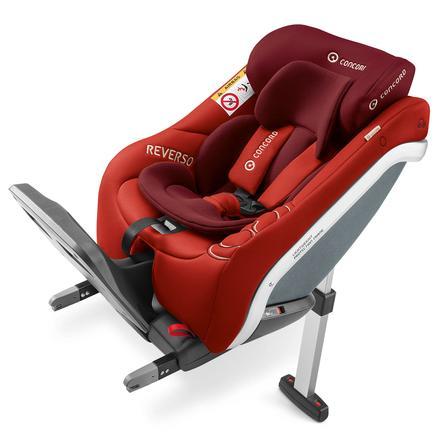 CONCORD Fotelik samochodowy Reverso Plus Flaming Red