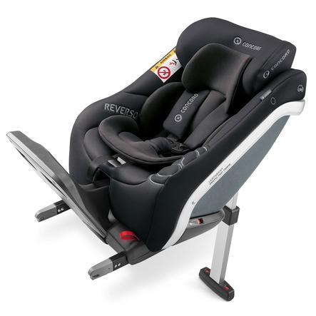 CONCORD Fotelik samochodowy Reverso Plus Cosmic Black