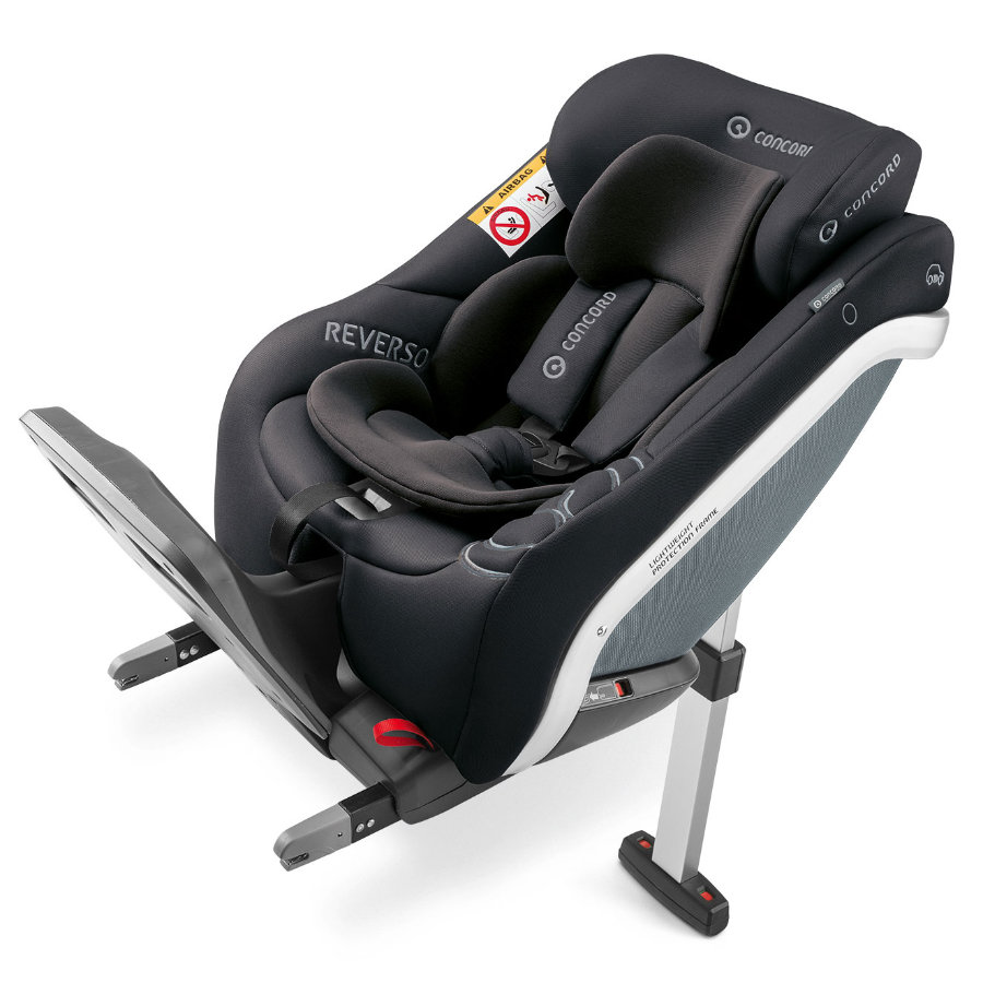 CONCORD Autostoel Reverso Plus Cosmic Black