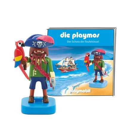 tonies® Playmo 1 - Der Schatz der Teufelsinsel