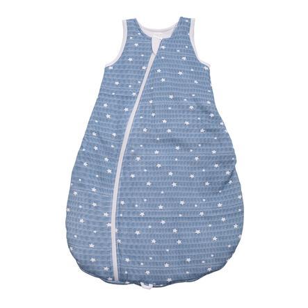 DIMO-TEX Schlafsack Sternchen blau