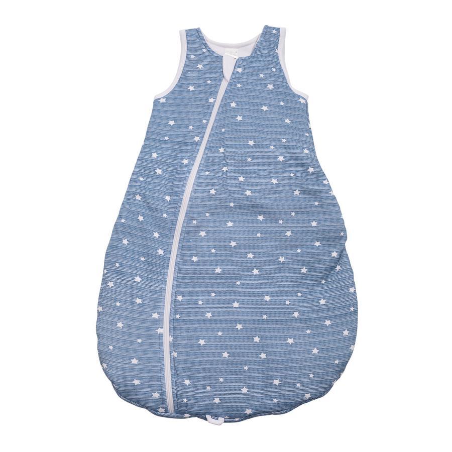 DIMO-TEX Sac de couchage starlette bleu