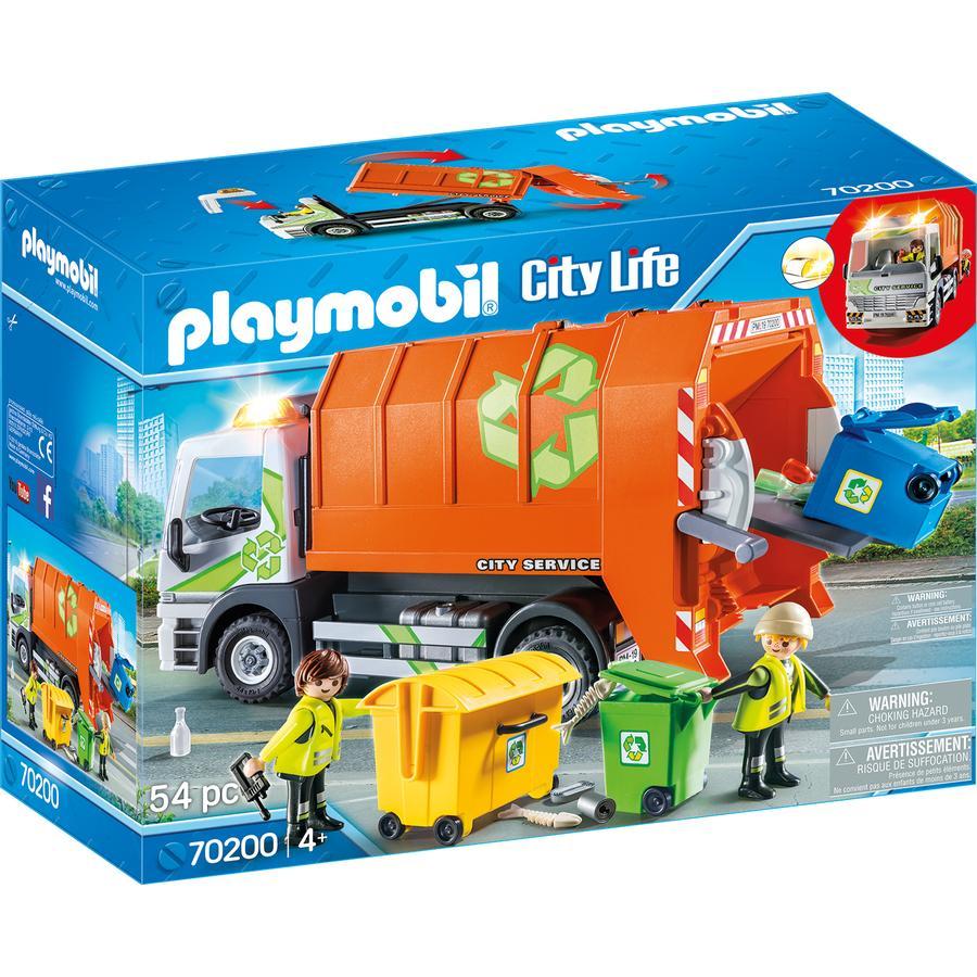 PLAYMOBIL City Life -auto 70200
