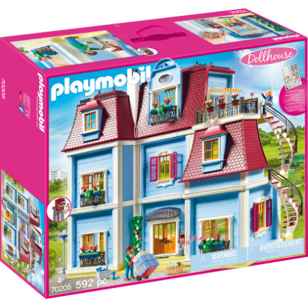 PLAYMOBIL® Dollhouse Grande casa delle bambole 70205