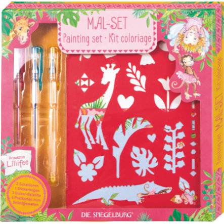 COPPENRATH Mal-Set Tropical Prinzessin Lillifee