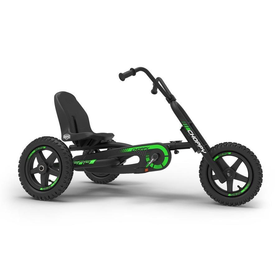 BERG Kart à pédales enfant Berg Choppy Neo édition limitée