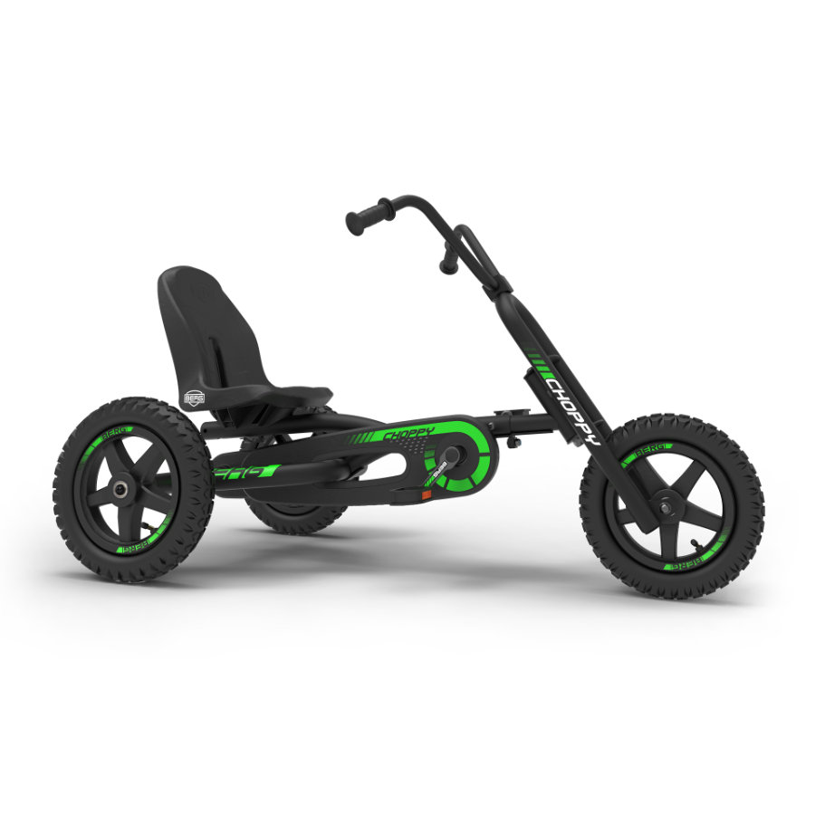 BERG Toys - Go-Kart a pedali Berg Choppy Neo - Edizione limitata