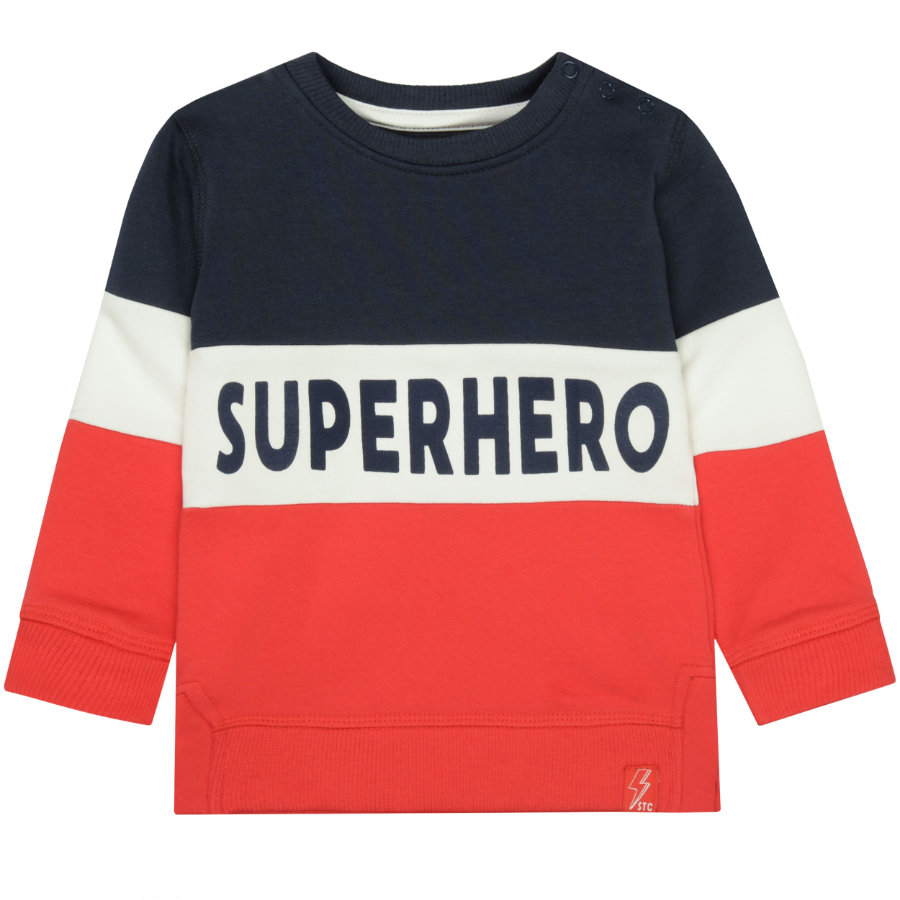 STACCATO Boys Sweatshirt red