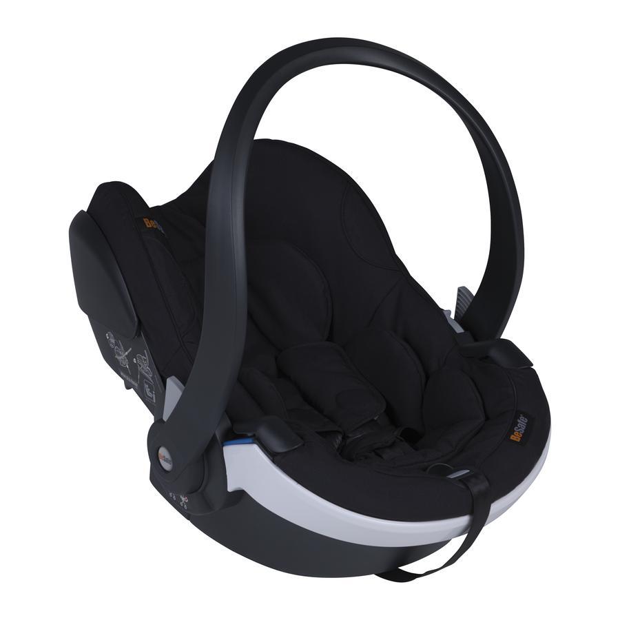 BeSafe Babyskydd iZi Go Modular X1 i-Size Fresh Black Cab