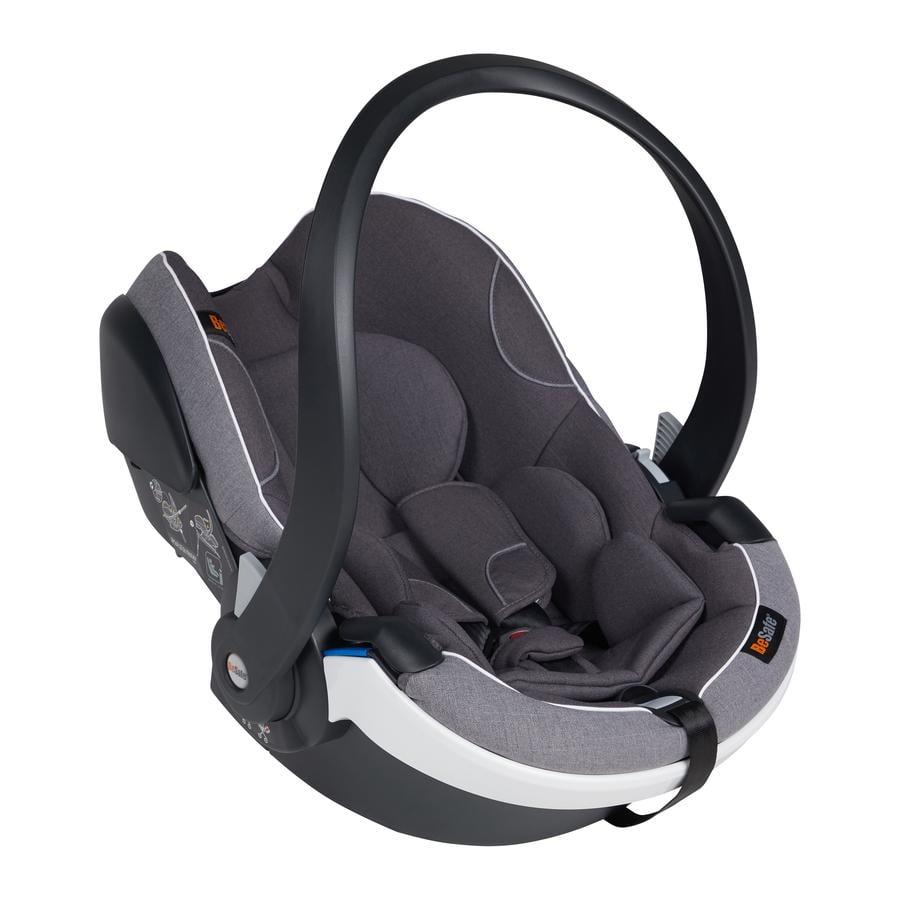 BeSafe Babyskydd iZi Go Modular X1 i-Size Metallic Melange