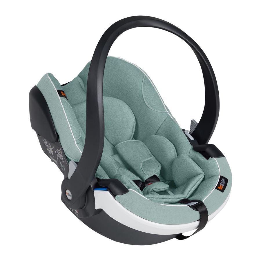 BeSafe Babyschale iZi Go Modular X1 i-Size Sea Green Melange