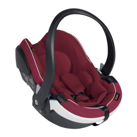 BeSafe Babyskydd iZi Go Modular X1 i-Size Burgundy Melange